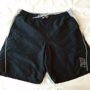 Nike Swim Trunks Medium Men's Board Shorts Large